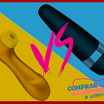 Imagen thumbnail Comparativa Succionador de clítoris Satisfyer Pro 3 Vibration Vs Satisfyer Pro 2 Next Generation
